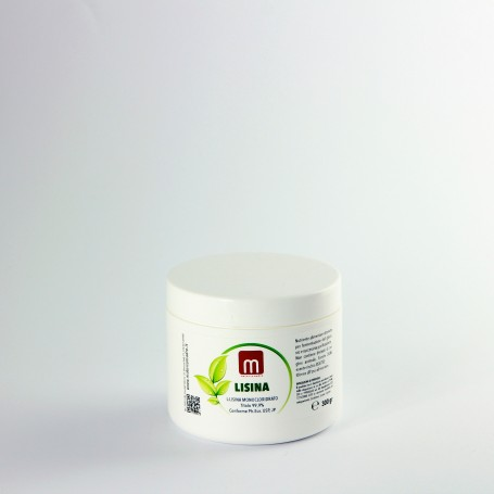 LISINA MONOCLORIDRATO PURA  Conf. 300 gr.