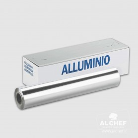 ROTOLO ALLUMINIO 100mt con dispenser