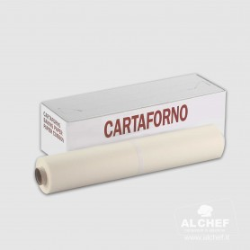 ROTOLO CARTA FORNO 330 mm x 50 mt