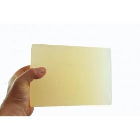 Blocco di glicerina 3 kg sapone trasparente x stampi saponette MELT PURE SOAP